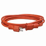 Southwire 16 GA SJOW Orange 10 ft. 3 Conductor Outdoor Extension Cord