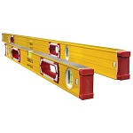 Stabila Type 196 Heavy Duty Spirit Level Set - 78