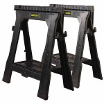 Stanley Folding Twin Pack Sawhorse