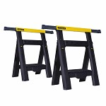 Stanley Adjustable Twin Pack Sawhorse