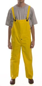 Tingley O53107-L Industrial Work Overalls - Yellow