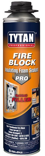 TYTAN Fire Block-24 oz Gun