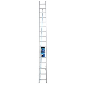 Werner 32 ft Aluminum D-Rung Extension Ladder D1300-2 Series