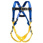 Werner LITEFIT Climbing Harness Tongue Buckle-S