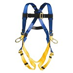 Werner LITEFIT Positioning Harness Pass Through-S