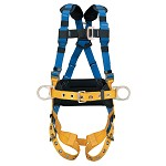 Werner LITEFIT Construction Harness Tongue Buckle-S