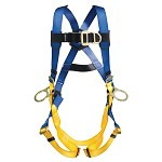 Werner LITEFIT Climbing/Positioning Harness Pass Through-S