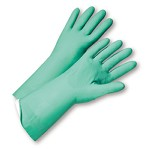 West Chester 52N103 Flock Lined Premium Nitrile Gloves Size 9 - 12 pr.