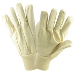 West Chester 708KL Cotton/Polyester Canvas Gloves Size Ladies - 12 pr.
