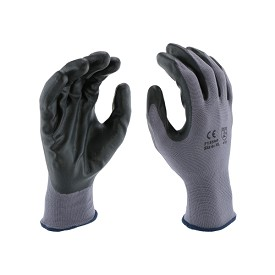 West Chester 713SNF Nitrile Palm Coated Gloves Size M - 12 pr.
