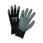 West Chester 713SUGB Posigrip Palm Coated Nylon Gloves Size XS - 12 pr.