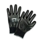 West Chester 715SNFFB Water Resistant Nitrile Palm Coated Gloves Size S - 12 pk.