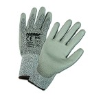 West Chester 720DGU Cut Resistant Polyurethane Coated Gloves Size L - 12 pr.