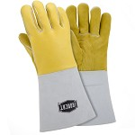 West Chester 9060 Ironcat Top Grain Elk Welding Gloves Size L
