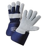 West Chester IC8 Ironcat Premium Heavy Split Cowhide Leather Palm Gloves Size XL - 12 pr.