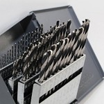 Champion 160C-XL5 60 Piece Brute Platinum Drill Bit Set