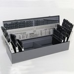 Champion SS150C 115 Piece 705 Black Drill Bit Set
