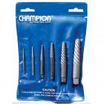 Champion X1-1-6 Screw Extractor Set