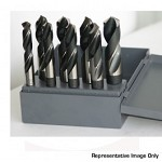 Champion XL12-8C Brute Platinum Silver & Deming Split Point Shank Drill Bit Set