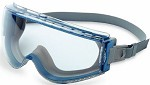 Uvex Stealth UVExtreme Anti-Fog Gray/Clear Sealed Safety Glasses