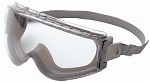 Uvex Stealth Hydroshield Anti-Fog Gray/Clear Sealed Safety Glasses
