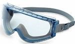Uvex Stealth UVExtreme Anti-Fog Teal & Gray/Clear Sealed Safety Glasses