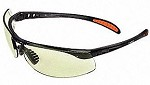 Uvex Protégé Floating Lens Hydroshield Anti-Fog Black/SCT Low IR Safety Glasses - 10 pk.