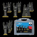 Imperial Blades 15 pc. One Fit Oscillating Tool Blade Variety Pack