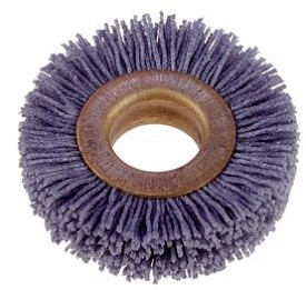 "Osborn 2"" x 5/8"" x 180 Grit ATB Ringlock Silicon Carbide Wheel Brush - 12 pk."