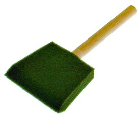 "Osborn 2"" Foam Paintbrush - 48 pk."