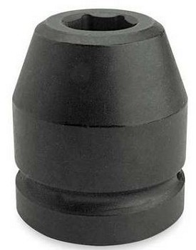 "Proto 3"" x 4"" 6 Point Black Oxide Impact Socket with 1"" Drive"
