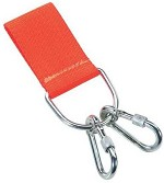 Proto Orange Belt Adapter with (2) Carabiners