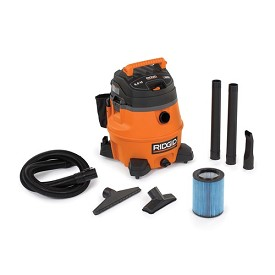 Ridgid 14 Gallon Contractor Wet/Dry Vac Model WD1450