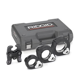 "Ridgid  2-1/2"" to 4"" ProPress Press Rings with Case"