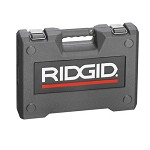 Ridgid Manual Ratchet Threader Plastic Carrying Case Model 12-R