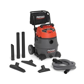 Ridgid 14 Gallon Industrial Series Commercial Vac Model RV2400A
