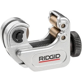 "Ridgid 1/8"" - 5/8"" Close Quarters Midget Tubing Cutter"