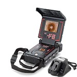 Ridgid DVDPak 2 LCD Monitor with Battery and Charger