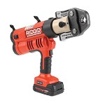 Ridgid Compact Series Cordless Press Tool Kit Model RP340
