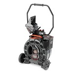 Ridgid SeeSnake MAX rM200B with D2B Drum