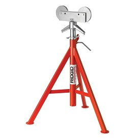 Ridgid Roller Head High Pipe Support