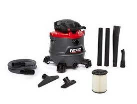Ridgid 16 Gallon NXT Wet/Dry Vac with Detachable Blower