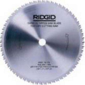 "Ridgid 14"" Carbide-Tipped 80-Tooth Blade"
