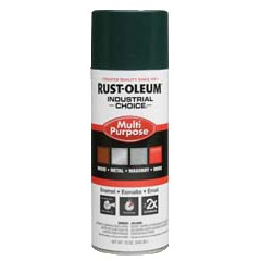 Rust-Oleum 1638830 12 oz. Spray Paint- Hunter Green