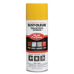 Rust-Oleum 1644830 12 oz. Spray Paint- Safety Yellow
