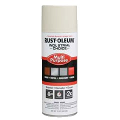 Rust-Oleum 1696830 12 oz. Spray Paint- Antique White