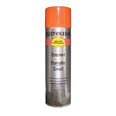 Rust-Oleum 209716 15 oz. Spray Paint- Allis Chalmers Orange