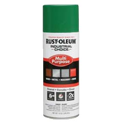 Rust-Oleum 257401 12 oz. Spray Paint- Emerald Green