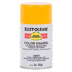 Rust-Oleum 276015 3 oz. Spray Paint- Gloss Safety Yellow