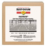 Rust-Oleum 277498 1 Gal. Floor Coating- Safety Yellow